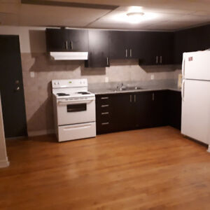 Two bedroom apartment in downtown St Catharines