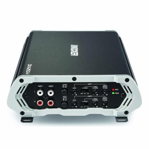 KICKER DX-Series Full Range 4 Channel Amplifier