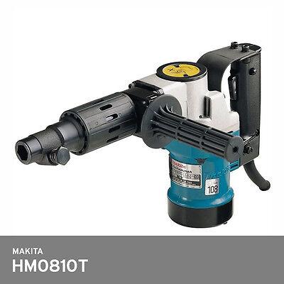 Makita Hm0810t Demolition Hammer 17mm Af Hex 2900ipm 12lbs Japan Made 220v-240v