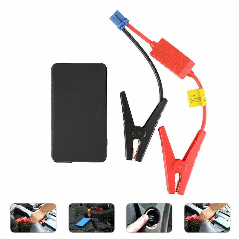 Owner 12V 20000mAh Mini Portable Car Jump Starter Power Booster Battery Charger BK