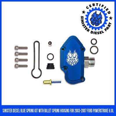 Blue Spring Kit Ford 6.0L Sinister Diesel - Ford 6.0 Diesel