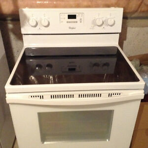"Whirlpool 30""  Electric self cleaning oven"