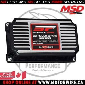 MSD Street Fire 5520 | Shop MSD online at www.motorwise.ca Shop & Order MSD Ignition Parts Online at www.motorwise.ca