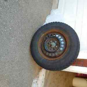 tires for a venture van. SNOW TIRES Kitchener / Waterloo Kitchener Area image 1