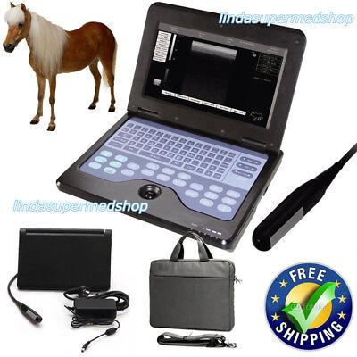Vet Veterinary Ultrasound Scanner 7.5m Rectal Linear Probe For Bovinesheep Use