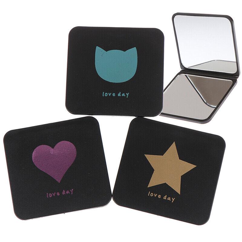 New Cute Design Mirror Makeup Mirror Pocket  Portable Makeup
