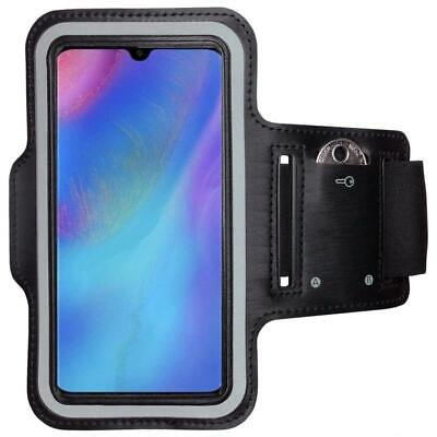 CoverKingz Sportarmband für Huawei P30 Lite Handy Armband Sport Armtasche Hülle