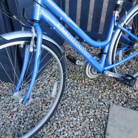 Claud butler women's town bike