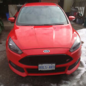 LOWEST PRICED 2015 Ford Focus ST 18499 OBO