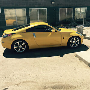 2005 Nissan 350Z Coupe (2 door) 35th anniversary addition