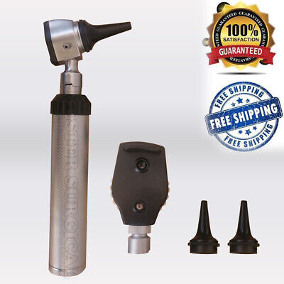 Ent Opthalmoscope Otoscope Nasal Larynx Diagnostic Set 10 Sets