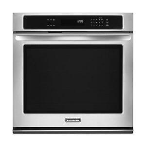 CLEAROUT ON STAINLESS STEEL WALL  OVENS!