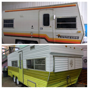 Looking for an old camper or motorhome