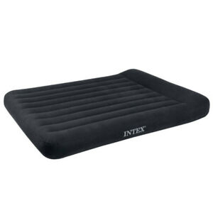 Airbed Mattress[Like New] with Built-in Pillow and Electric Pump