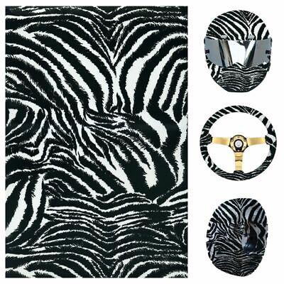 19x39 Water Transfer Print Film Us Hydrographic Zebra Animal Pattern Skin Us