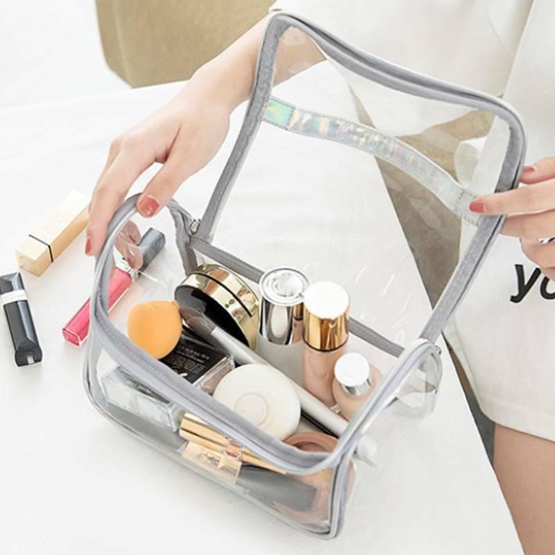 Women Travel Bag Zipper