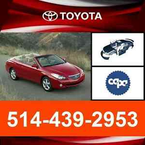 Toyota Solara •  Ailes et Pare-chocs • Fenders and Bumpers