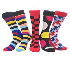 Amedeo Exclusive Men's New Socks Premium Quality Cotton Made In Turkey (3pk)
