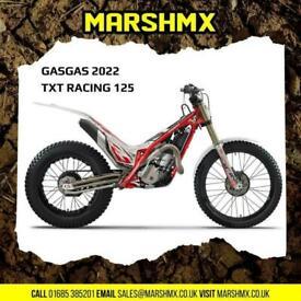 Gas Gas TX125 T Racing 2022 Trials Bike - Nil Deposit Finance Available