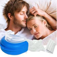 Gum Shield Teeth Guard Dental Mouth Grinding Bruxism Night Tray Anti Snore Aid