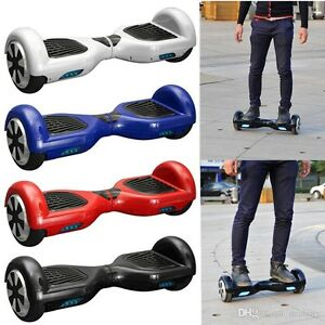 HoverBoard with Lights, Indicators, Samsung Battery - Brand New