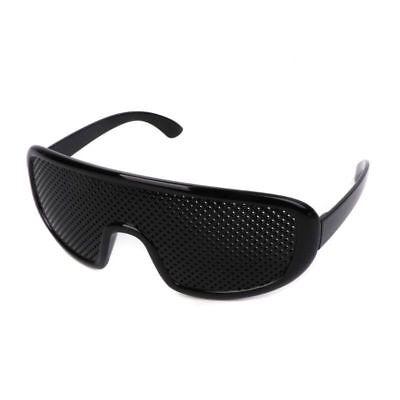 Pinhole Glasses Exercise Eyewear Eyesight Improvement Vision Training Glasses