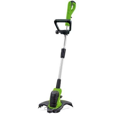 Draper Electric Grass Trimmer Strimmer with Double Line Feed (550W) Garden Power