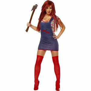 Womens Chucky Costume