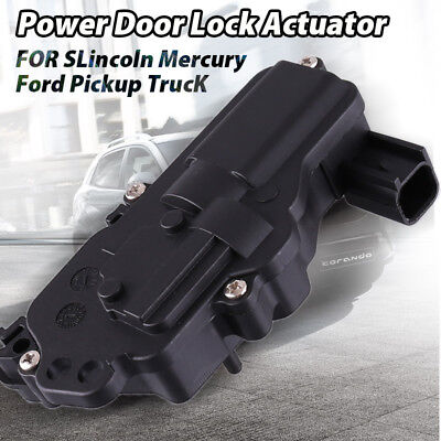 Left Power Door Lock Actuator Front LH for Lincoln Mercury Ford Pickup Truck