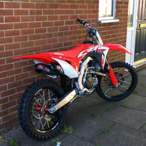 Looking to buy a dirtbike
