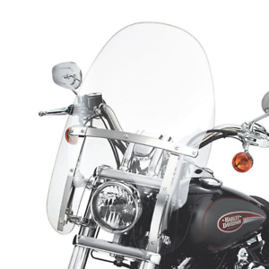 PARE-BRISE HARLEY *QUICK RELEASE* 18''