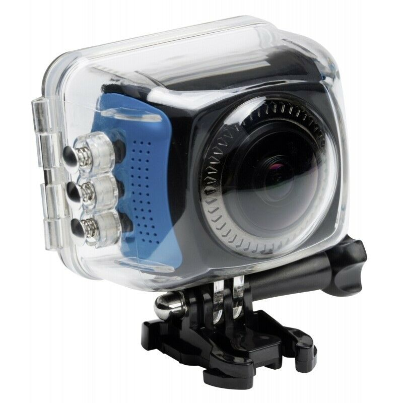 Discovery+Adventures+Territory+HD+360+WiFi+Action+Camera