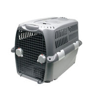 Dogit Cargo Dog Carrier with Grey Base and Top