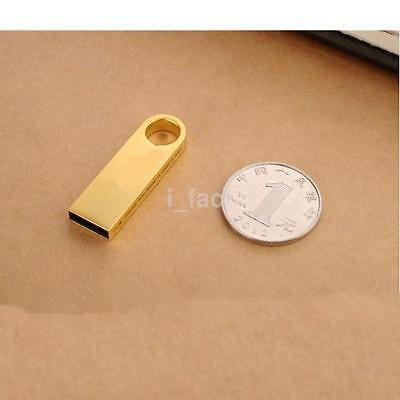 1PCS Cute 4GB 8GB 16GB 32GB Metal USB Flash Memory Drive Stick Pen Key U Disk US