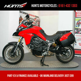 2017 '17 Ducati Multistrada 950 Touring ABS. 1 Owner. Only 4,398 Miles. £8,695