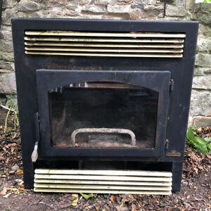 Wood Stove Fireplace Insert by Napolean