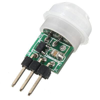 Mini Pyroelectric Infrared Pir Motion Human Sensor Automatic Detector Module New