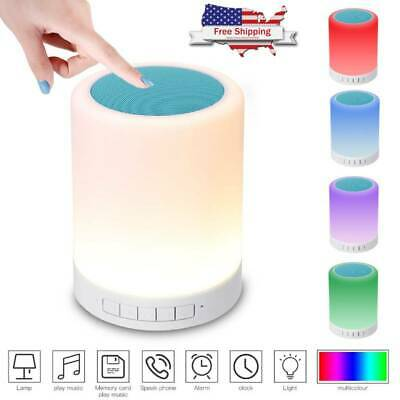 Wireless Portable Bluetooth Speakers Outdoor Touch Control L