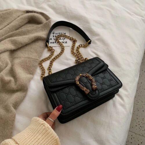 HOT Luxury Handbags Women  Crossbody Bags Leather Messenger