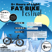 5+ Hours of Light Fat Bike Festival