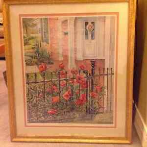 Welcome to My Garden Limited Edition Print 26/250 London Ontario image 1
