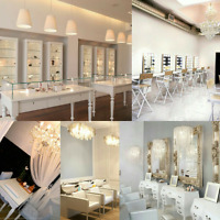 Station Rental - Hairstylists/Makeup Artists