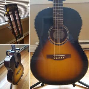 Simon & Patrick Woodland Folk Pro acoustic guitar