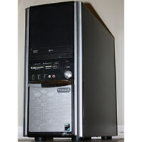 TouchSystems Desktop Gaming PC Dual-Core 2.81GHz 4GB RAM 160GB