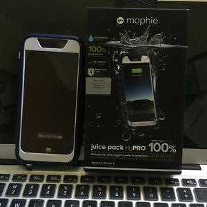 Iphone 6S and & 7 Iphone cases Mophie, Lifeproof Bagel