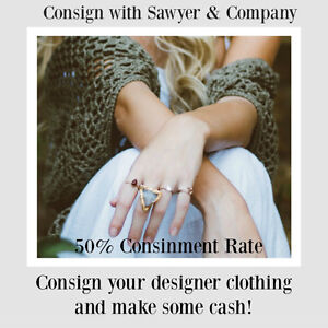 Consign with Sawyer & Company 155 Queen St Charlottetown