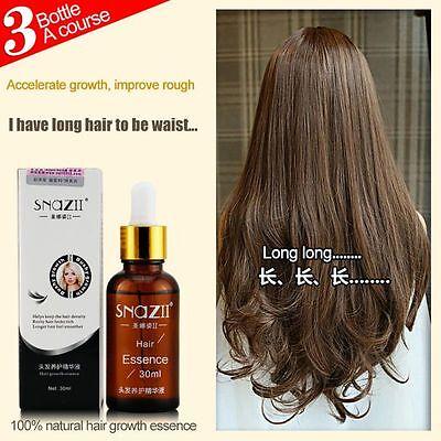 30ml Snail Care Hair Loss Growth Essence Oil Liquid Hair Thickening Care Fibers
