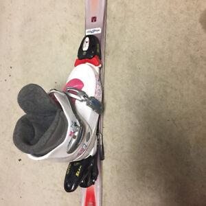 Ski & boots