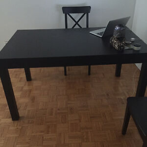 IKEA Dining table $100, only 1 year old