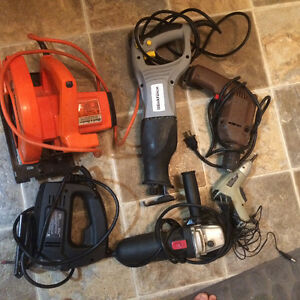6 Power Tools